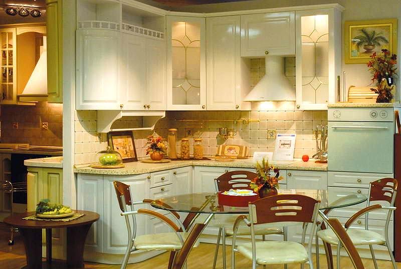 Каталог мебели для кухни магазина